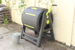 The compost mixer