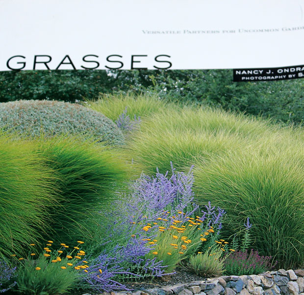 Grasses by Nancy Ondra with photographs by Saxom Holt