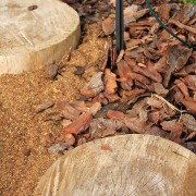Rooibos and Bark Mulch - Both are beautiful