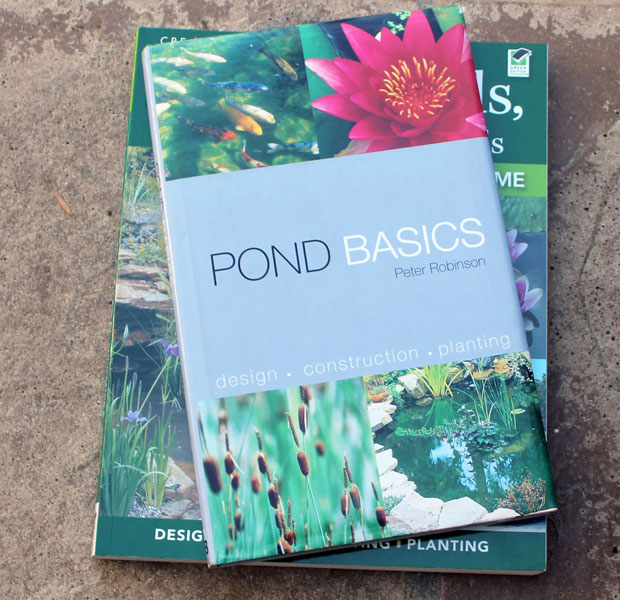 Pond Basics by Peter Robinson