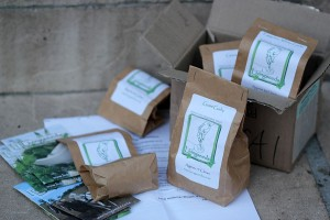 Parcel from Living Seeds