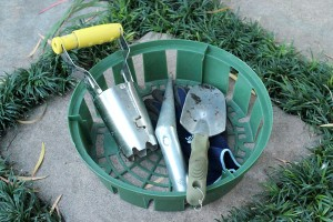Bulb planting tools make it easy