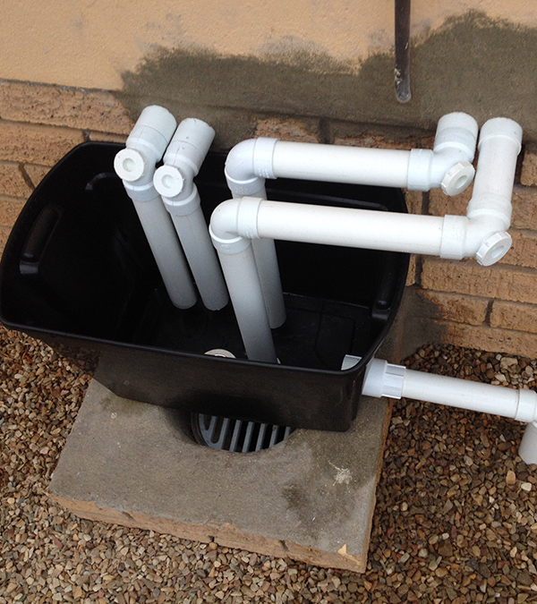 My Greywater System By The Gardening Blog