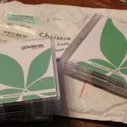 The Gardener DVD